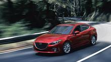 Mazda Canada president Kory Koreeda believes the new Mazda3 can climb to the top of the the sales chart. (Mazda)