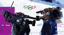 The largest buyers of cancellation insurance include global television companies, which pay for the right to broadcast the Olympics to billions of fans. (MIKE BLAKE/REUTERS)
