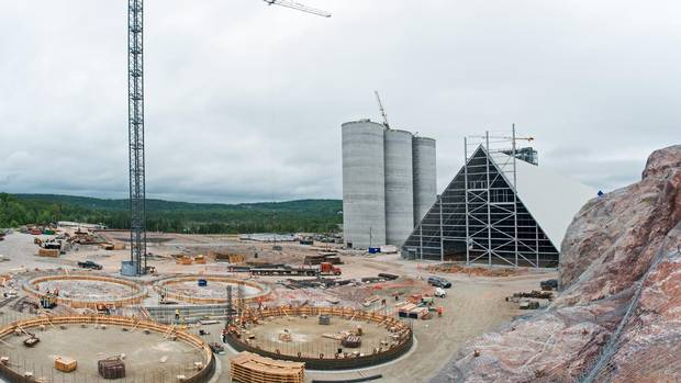 Montreal Cement Plants : Gaspé may be set but quebec s cement deal is decidedly