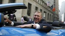 Ford Motor Co. chief Alan Mulally has been the driving force behind the revival of two big companies. (Brendan McDermid/Reuters/Brendan McDermid/Reuters)