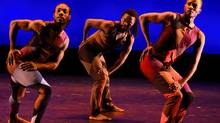 Ballet Creole's River presents two works – Patrick Parson's Trouchka Gabby Kamino's Fallen Angels. (PETER LEAR)