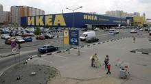 The Squawkfox blog offers some helpful tips for visiting an IKEA store and getting out with your sanity and budget intact. (Mikhail Metzel/AP Photo)