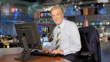 CTV National News anchor Lloyd Robertson will be replaced by long-time fill-in Lisa LaFlamme when he retires next year. (CTV)
