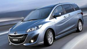 2011 Mazda5 that goes on sale in January is first example of the Nagare design philosopy to hit the market
