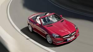 2013 Mercedes-Benz SLK350