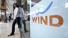 The Wind location at the Yorkdale Mall in Toronto on May 22, 2013. (Deborah Baic/The Globe and Mail)