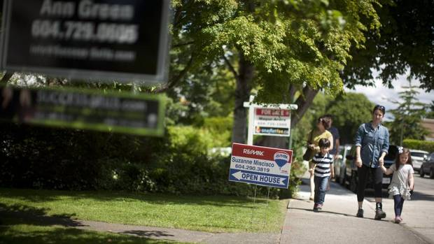 Canadians Spend More Income On Housing Than Almost Anyone