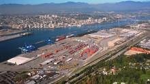Fraser Surrey Docks wants to serve as a new transfer site for U.S. thermal coal exports headed toward China.