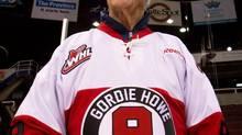 Hockey legend Gordie Howe as seen in this 2011 photo (DARRYL DYCK/THE CANADIAN PRESS)