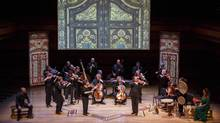 Tafelmusik's Tales of Two Cities: The Leipzig-Damascus Coffee House runs through Sunday. (Bruce Zinger)