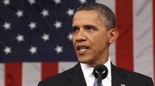 U.S. President Barack Obama (KEVIN LAMARQUE)