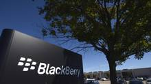 Photo of Blackberry 14 located at 440 Phillip St. in Waterloo, Ont., home of the beleaguered smartphone company. BlackBerry Ltd.'s mobile instant messaging service continues to be one of the company's few bright spots, adding 20 million new 'active' users. (Fred Lum/The Globe and Mail)