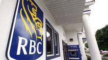 The entrance to a Royal Bank of Canada office is seen in Orlando, Fla. (John Raoux/AP)