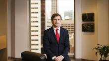 Seniors should plan well in advance before taking the plunge to work past 71, says Darren Farwell, senior wealth advisor for Scotia Wealth Management in Toronto. (Michelle Siu/The Globe and Mail)
