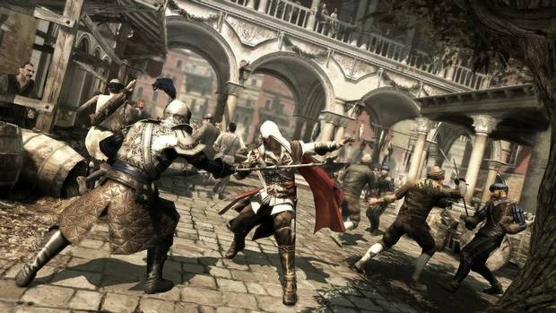 Assassin's Creed II (2009): While there's no doubt the first Assassin's Creed was a technical masterpiece, the game suffered from repetitive action. Ubisoft Montreal fixed that in its second outing, the first starring everyone's favourite Italian assassin, Ezio di Auditore. Assassin's Creed 2 didn't just have an incredibly detailed and a living open world, it was a ton of fun too thanks to varied missions and an economy system, which allowed Ezio to upgrade his villa. The franchise has since become Ubisoft's most valuable property and is on its way to the silver screen. (Developer: Ubisoft Montreal)