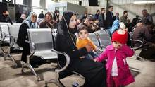 Syrian refugees who receive a 1 rating will be on a list of as many as 10,000 names that the UNHCR office in Jordan will offer to the Canadian government.  (Annie Sakkab for The Globe and Mail)