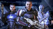 "A screen grab of a scene of ""Mass Effect 3"" (Bioware)"