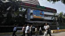 Urbana's CEO hopes the Bombay Stock Exchange, in which Urbana is invested, goes public. REUTERS/Mansi Thapliyal (INDIA - Tags: BUSINESS) - RTX18AC3<137> (<137>© <137>Mansi Thapliyal<137>/ Reuters<137>/REUTERS)
