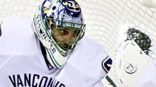 Vancouver Canucks' goalie Roberto Luongo. REUTERS/Christinne Muschi (Christinne Muschi/Reuters)