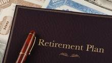 A new report says Canadian pension plans have erased half their deficits so far in 2013 thanks to higher interest rates and stronger markets. (Kenneth Mellott/iStockphoto)