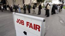 Employment reports out in Canada, U.S., on Friday (Paul Sakuma/AP)