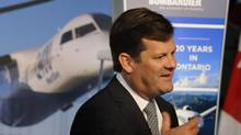 File photo of Pierre Beaudoin, CEO of Bombardier Inc. (Fred Lum/Fred Lum/The Globe and Mail)
