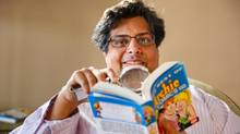 Reading Sweet Lechery, one realizes why Jeet Heer has found a second life online (Chris Graham for The Globe and Mail)