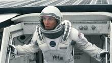 Interstellar - The trailer for Christopher Nolan's sci-fi flick blew the minds of Comic-Con crowds, although we should all be worried when someone quotes Do Not Go Gentle into That Good Night. (youtube.com) (YouTube.com)