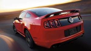 <p>2014 Ford Mustang</p>