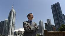 Evan Siddall, president and CEO of Canada Mortgage and Housing Corp., in 2014. (Fred Lum/The Globe and Mail)