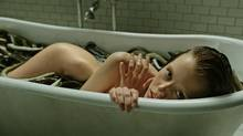 Mia Goth plays a out-of-place young patient in A Cure for Wellness. Also, there are eels. (Courtesy of Twentieth Century Fox)