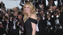 In this May 12, 2016, file photo, Julia Roberts poses for photographers in Cannes, southern France. (Joel Ryan/AP)