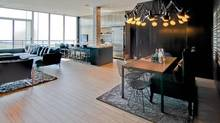 The high-rise home of Sebastian Koo, penthouse three, 25 Capreol Court, CityPlace, Toronto (William Kwok/William Kwok)