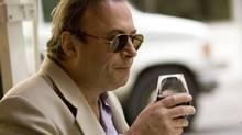 Christopher Hitchens in 2007 (Chris Ramirez/The Globe and Mail)