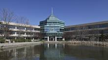 Future headquarters of Department of National Defence is pictured in Kanata, West of Ottawa, Sunday April 29, 2012. (Francis Vachon/The Canadian Press Images)