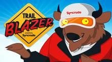 Syncrude's new Trail Blazer app. (Syncrude)