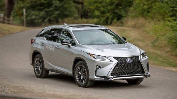 Review 2016 Lexus Rx Is Radically Reworked And Reinvented