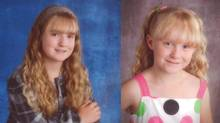(RCMP Handout/Talisha Meisel, left, age 12, and sister Taya Meisel, age 6.)