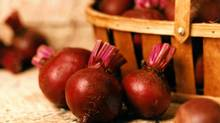Beets are a great source of folate, potassium and contain a vitamin-like compound called betaine. (FOODLAND ONTARIO)