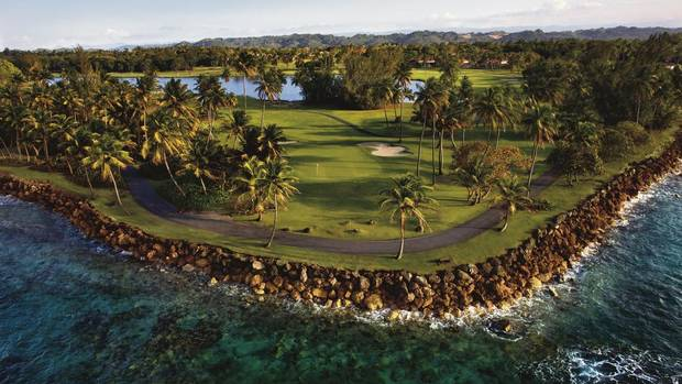 This is a golfer's paradise with four Robert Trent Jones Sr.-designed golf courses on the property. (Allen Kennedy)