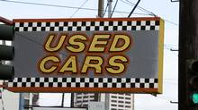 Do you buy used cars? Let us hear your stories in the comments section. (Brett Hillyard/Getty Images/iStockphoto)