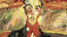 Detail from Chaim Soutine's L'Homme au Foulard Rouge. Today's topics: Religion in the public sphere, progressive taxes, ascots … and more (REUTERS)