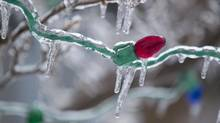 'SantaBomb' is coming for Christmas, but it won't be a repeat of last year's ice storm. (Peter Power/The Globe and Mail)