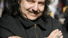 Since being posted to YouTube two days ago, Ron Jeremy's four-minute video of 'Wrecking Ball' has earned more than 1.2-million views. (BRENDAN MCDERMID/REUTERS)