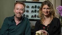 University of Western Ontario neuroscientists Adrian Owen and Lorina Naci. (THE CANADIAN PRESS)