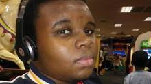Michael Brown was killed by gunshots from a white police officer in Ferguson, Mo. He was unarmed.