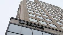 The offices in Montreal of Genivar Inc. (Christinne Muschi/The Globe and Mail)