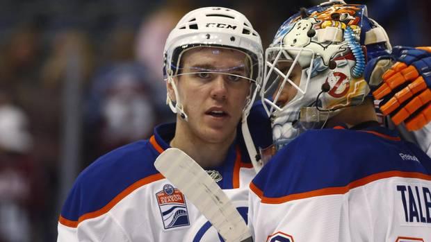 Bigger, Faster, Deeper: Edmonton Oilers Team Turning Heads