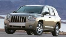 2007 Jeep Compass Credit: Chrysler