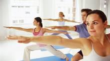 Yoga class (Thinkstock)